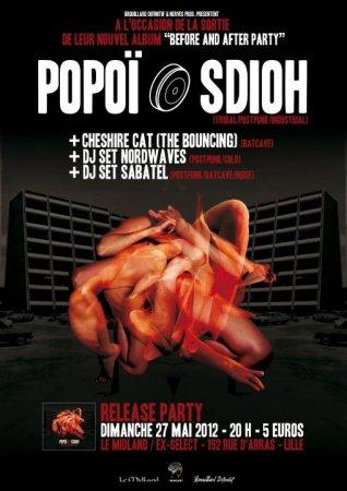 [27.05.2012] Release party POPOI SDIOH  Lille - live+party 95e98587f22dc222241a719e069d66cb